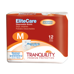 Tranquility EliteCare Disposable Brief