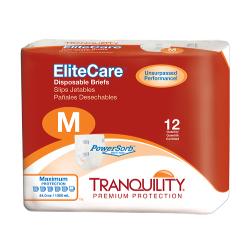 Tranquility EliteCare Disposable Brief