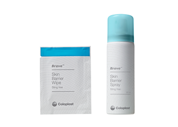 Brava Skin Barrier Spray or Wipes