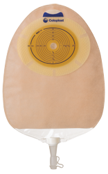 Sensura One Piece Urostomy Pouch