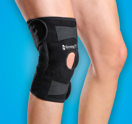 Hinged Knee Premium Brace
