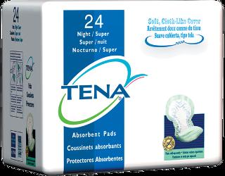 TENA Super Maximum Absorbent Pads