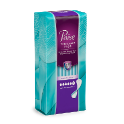 Poise Thin-Shape Ultimate Pads